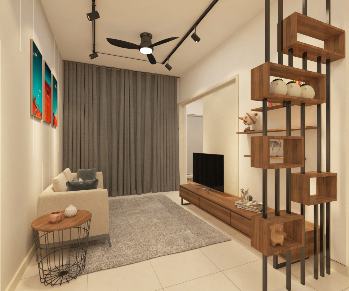 living hall view 1
