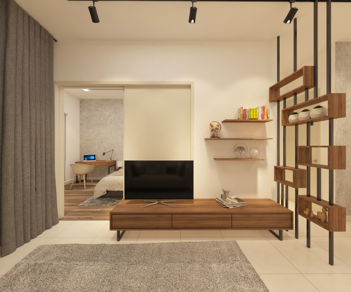 living hall view 3